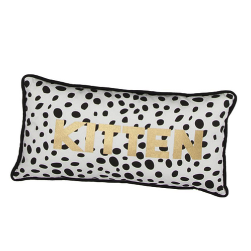 Moon and Lola - 8 Oak Lane Dalmatian Kitten Pillow