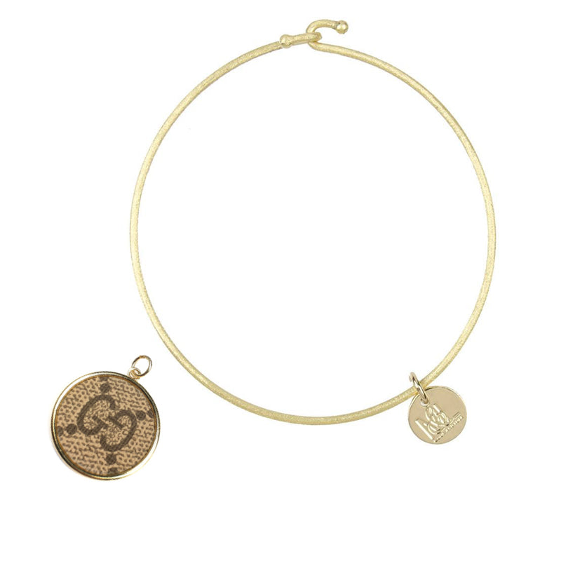 Moon and Lola Goji Charm with Nora Bangle