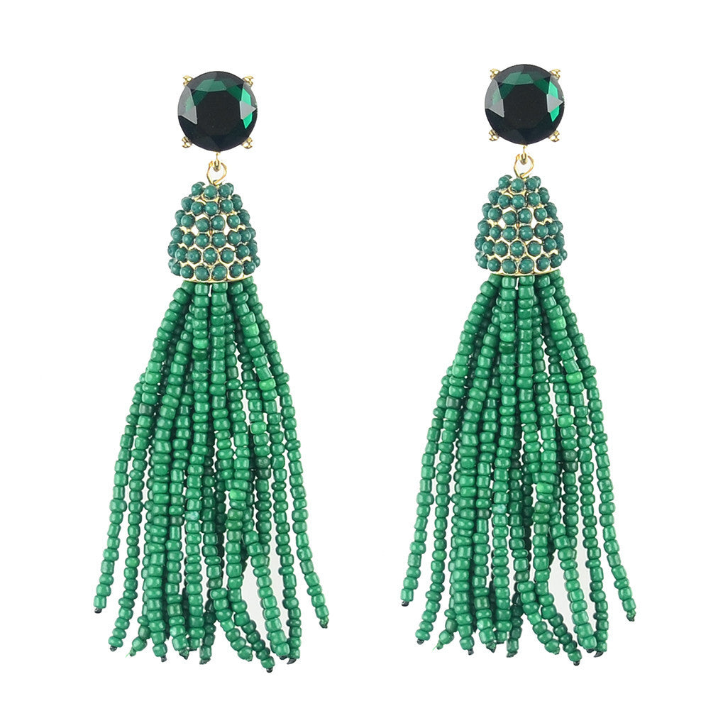 I found this at #moonandlola - Mykonos Earrings