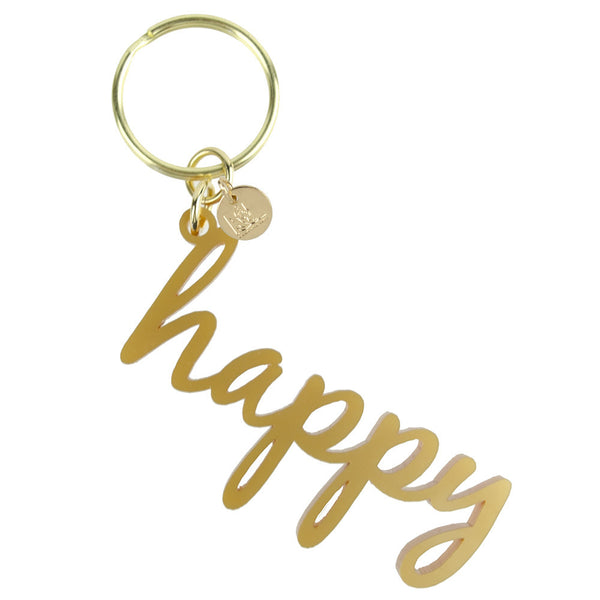 Moon and Lola - Nameplate Key Chain Script