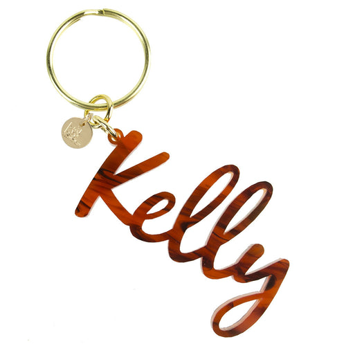 I found this at #moonandlola! - Nameplate Keychain