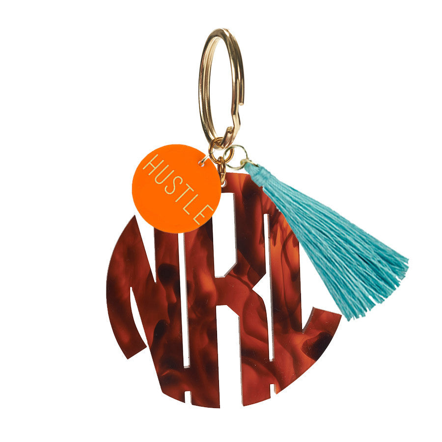I found this at #moonandlola! - Nice Keychain with Charms