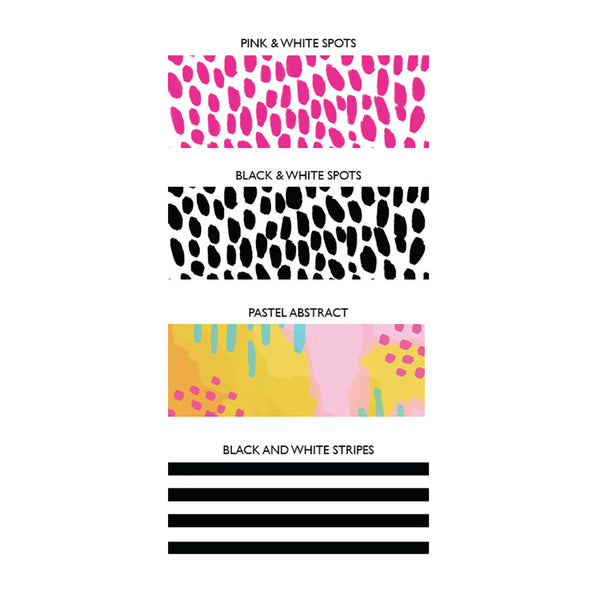 I found this at #moonandlola! - Patterned Acrylic Colors