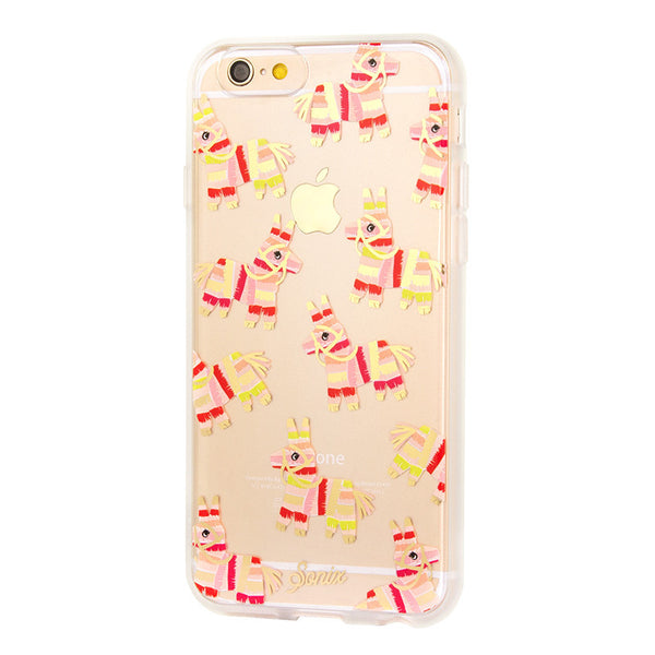 I found this at #moonandlola! - Sonix Pinata iPhone Case side view