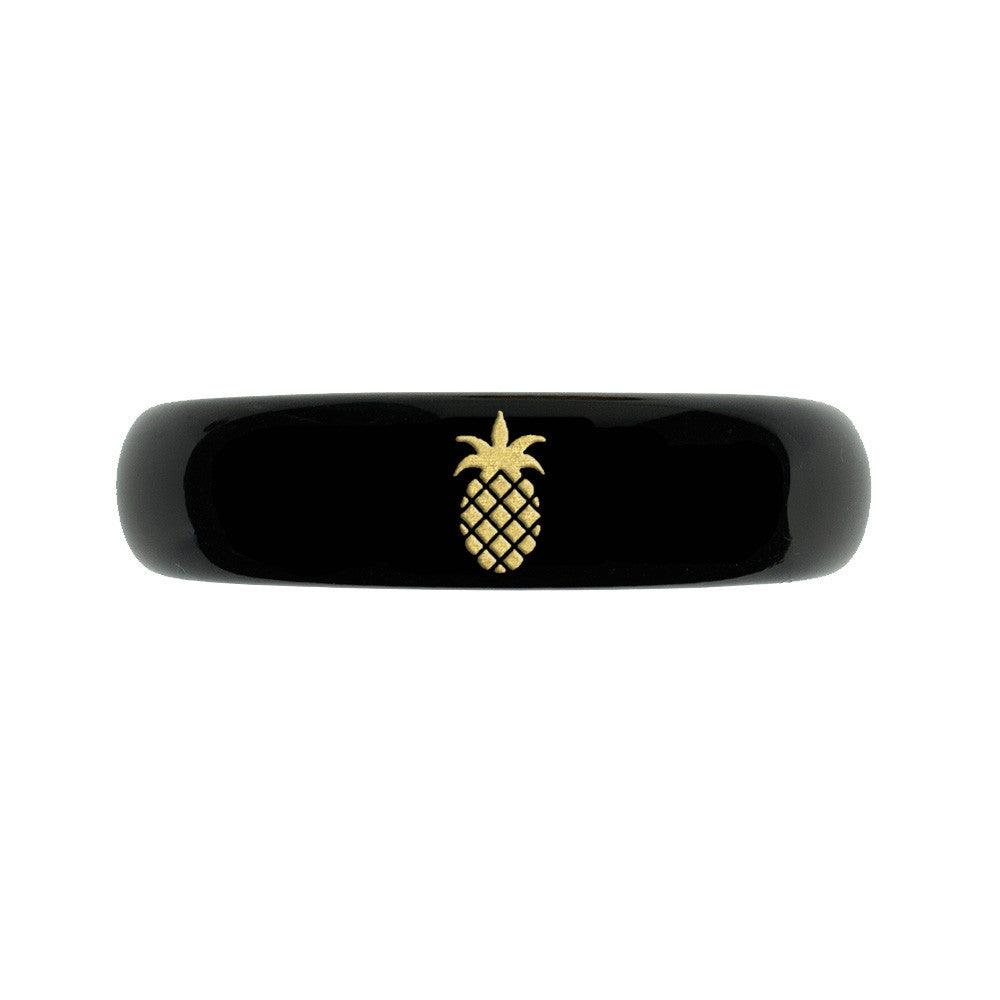 I found this at #moonandlola! - Everly Eden Bangle Ebony