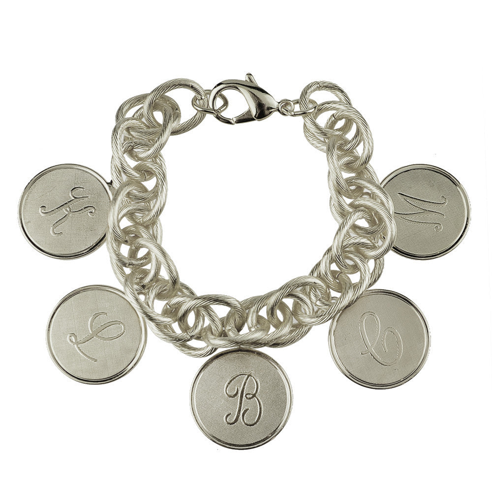 I found this at #moonandlola - Preston Family 5 Charm Bracelet