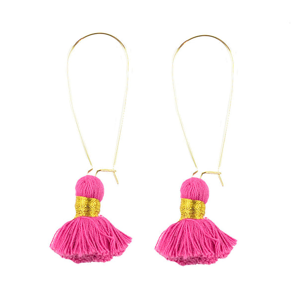 Palm Coco Earrings Large