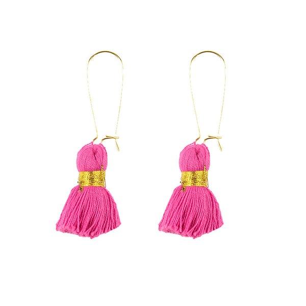 Palm Coco Earrings Small