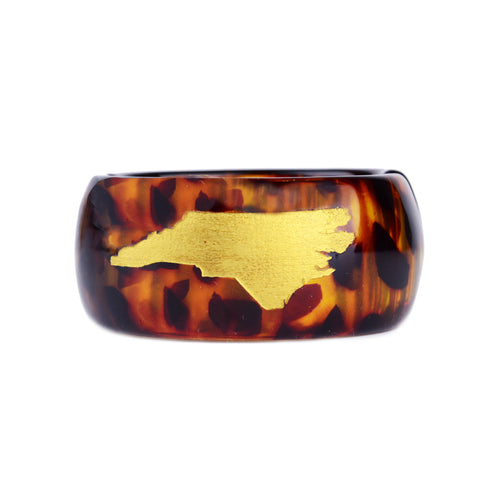I found this at #moonandlola! - State Bangle Tortoise