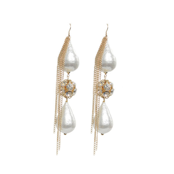 I found this at #moonandlola! - Tangier Earrings