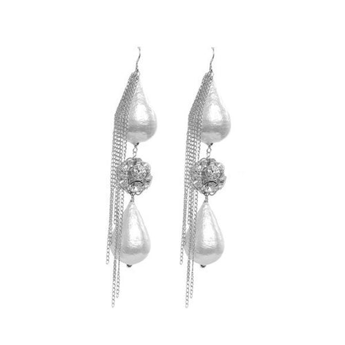 I found this at #moonandlola! - Tangier Earrings Sterling Silver