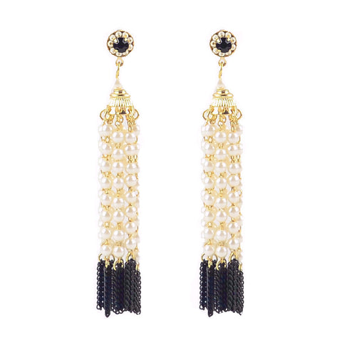 Europa Mini Rhinestone Ball Earrings