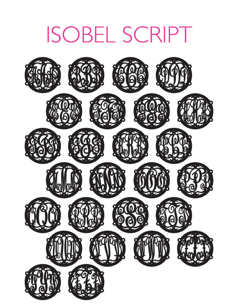 Moon and Lola - Isobel Script Chart