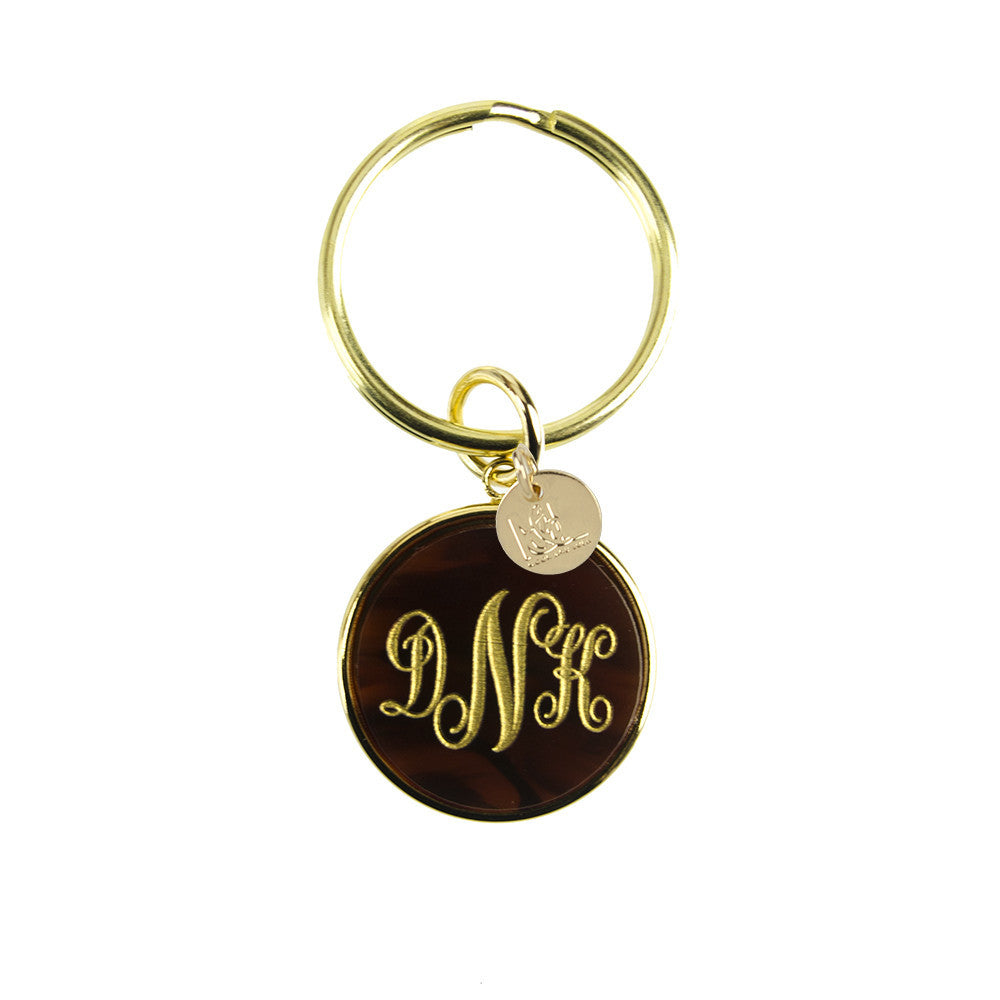 I found this at #moonandlola! - Vineyard Keychain