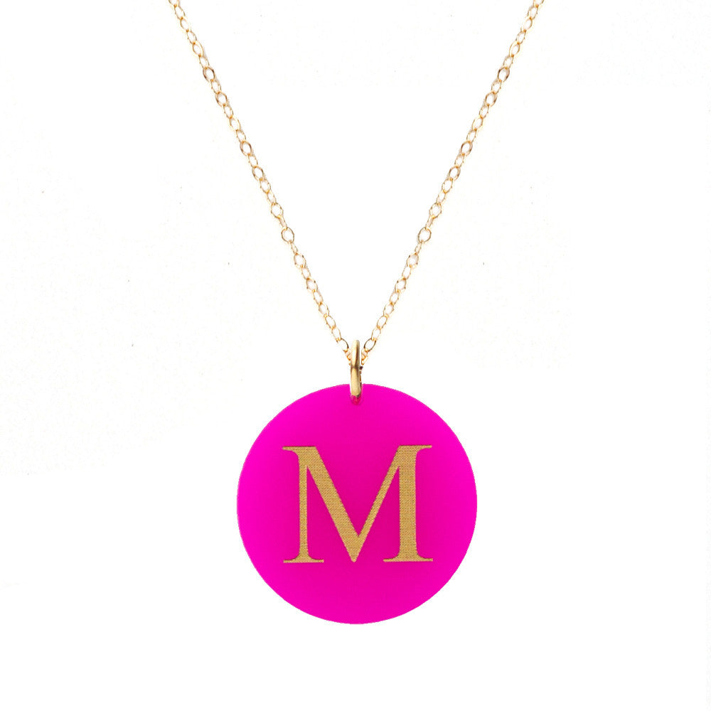 I found this at #moonandlola! - Acrylic Dalton Necklace