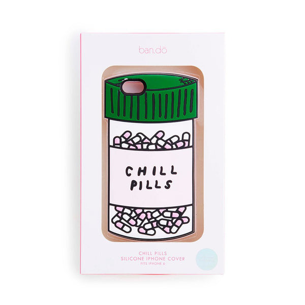 I found this at #moonandlola! - Bando Chill Pills iPhone 6/6s Case