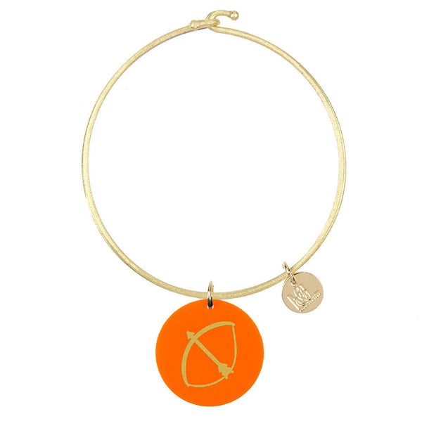 I found this at #moonandlola! - Eden Bow and Arrow Charm Bangle