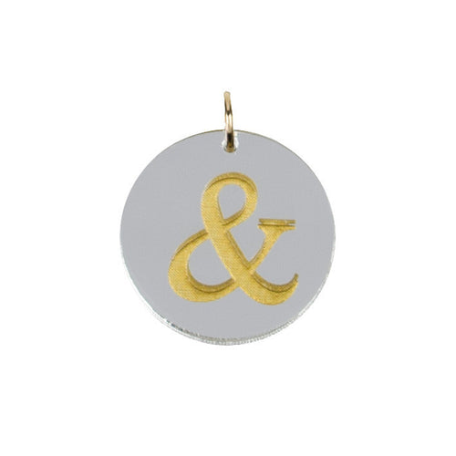 I found this at #moonandlola! - Eden Ampersand Charm