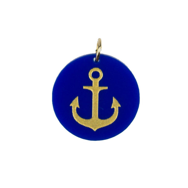 I found this at #moonandlola! - Eden Anchor Charm