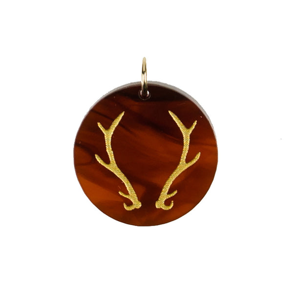 I found this at #moonandlola! - Eden Antlers Charm