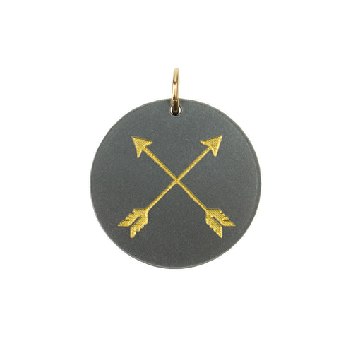 I found this at #moonandlola! - Eden Arrows Charm
