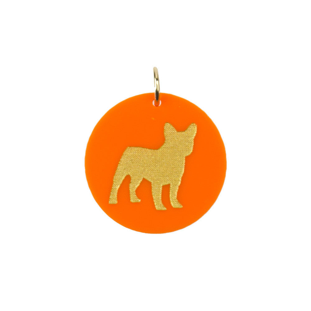 I found this at #moonandlola! - Eden French Bulldog Charm