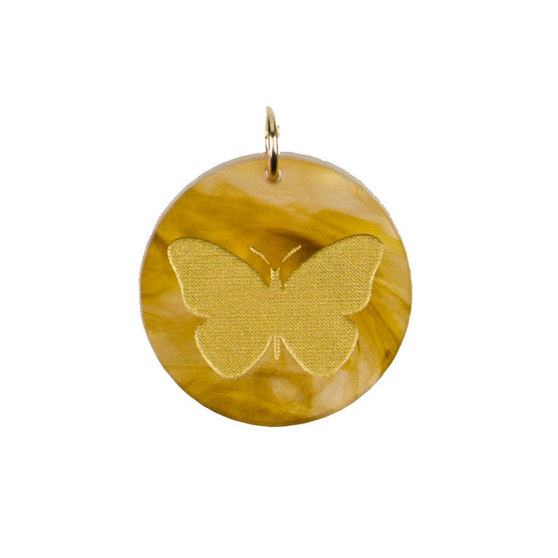 I found this at #moonandlola! - Eden Butterfly Charm