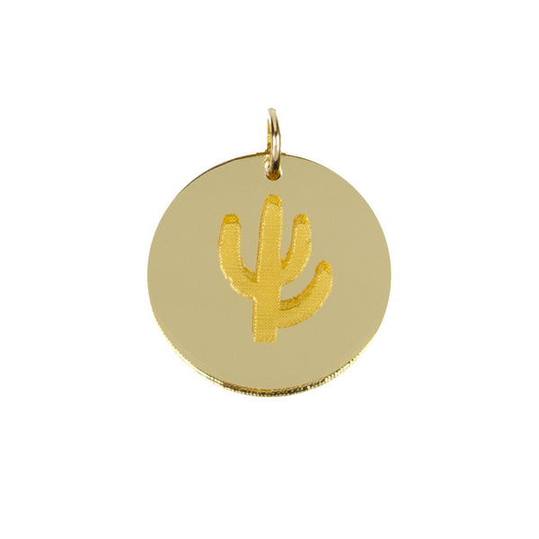 I found this at #moonandlola! - Eden Cactus Charm