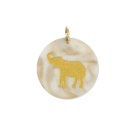I found this at #moonandlola! - Eden Elephant Charm