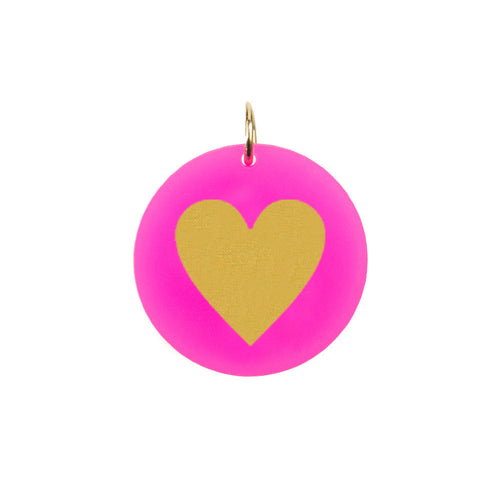 I found this at #moonandlola! - Eden Heart Charm
