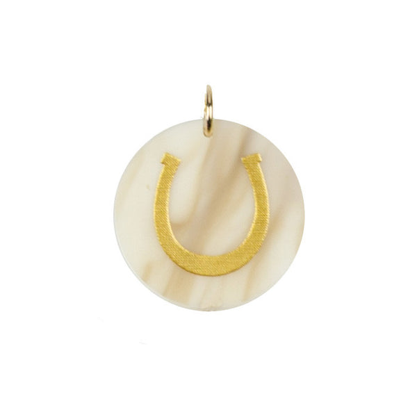 I found this at #moonandlola! - Eden Horseshoe Charm