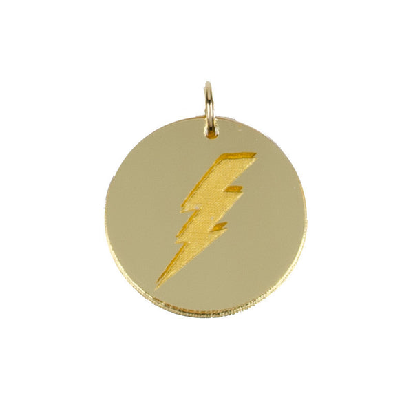 Moon and Lola - Eden Lightning Bolt Charm