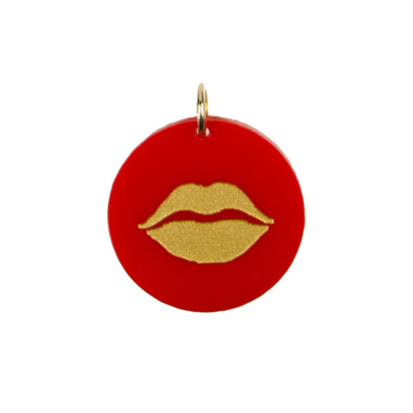 I found this at #moonandlola! - Eden Lips Charm