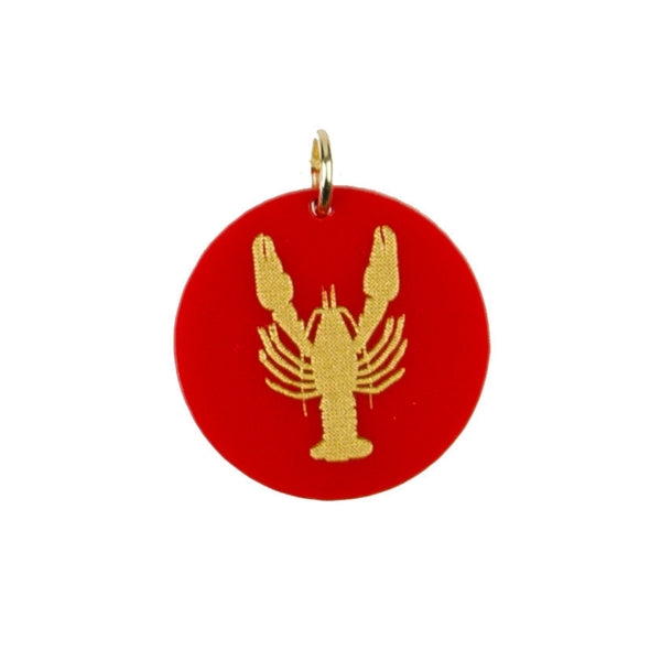 I found this at #moonandlola! - Eden Lobster Charm