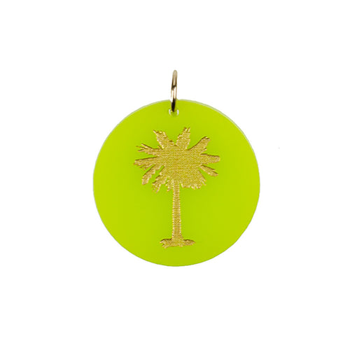 I found this at #moonandlola! - Eden Palm Tree Charm