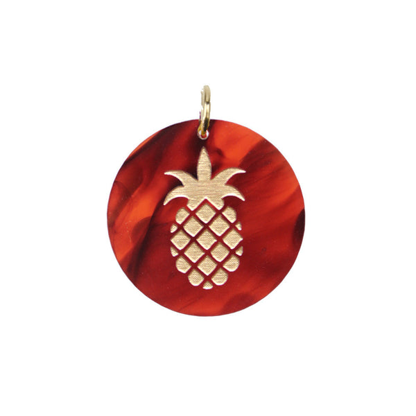 I found this at #moonandlola! - Eden Pineapple Charm