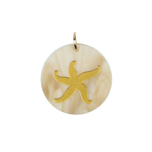 I found this at #moonandlola! - Eden Starfish Charm