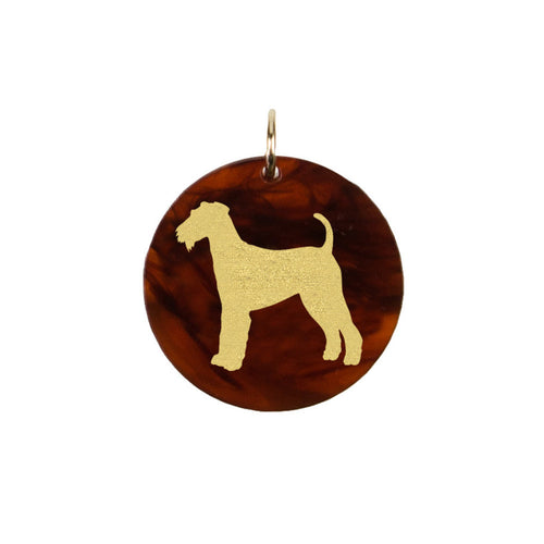 I found this at #moonandlola! - Airedale Terrier Charm