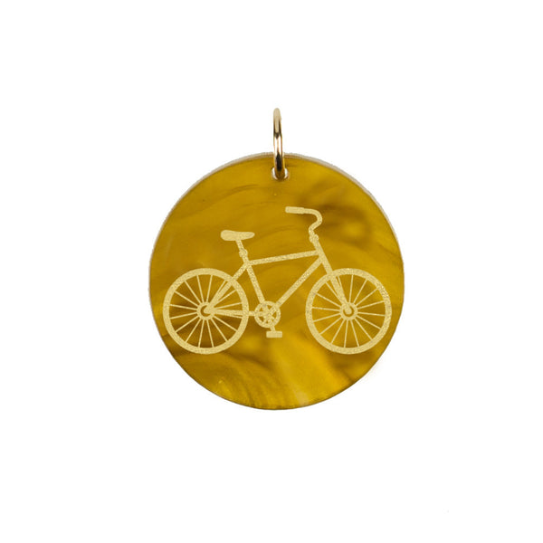 I found this at #moonandlola! - Eden Bike Charm