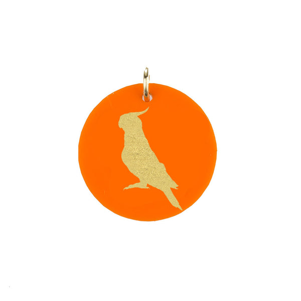 I found this at #moonandlola! - Cockatiel Charm