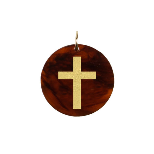 I found this at #moonandlola! - Eden Cross Charm