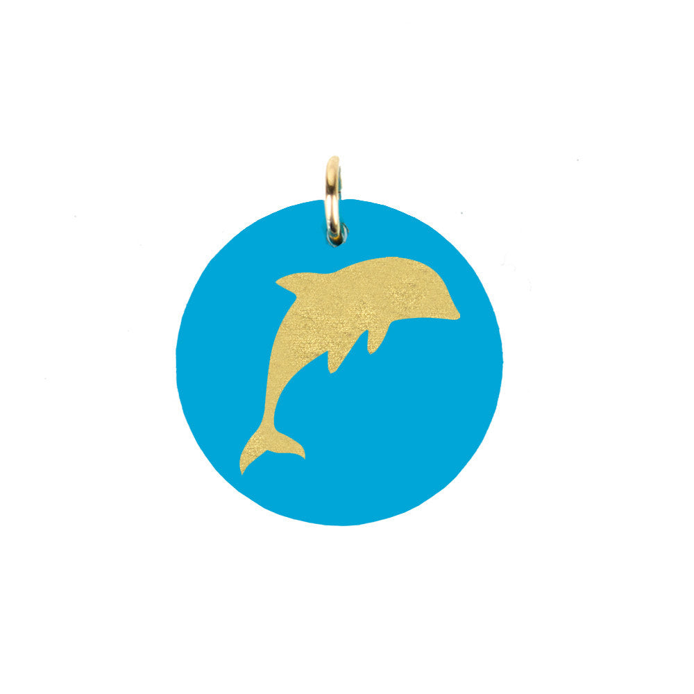 I found this at #moonandlola! - Eden Dolphin Charm