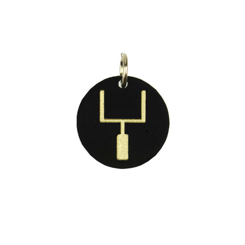 I found this at #moonandlola! - Eden Goal Post Charm