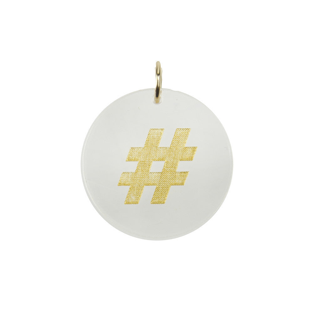 I found this at #moonandlola! - Eden Hashtag Charm