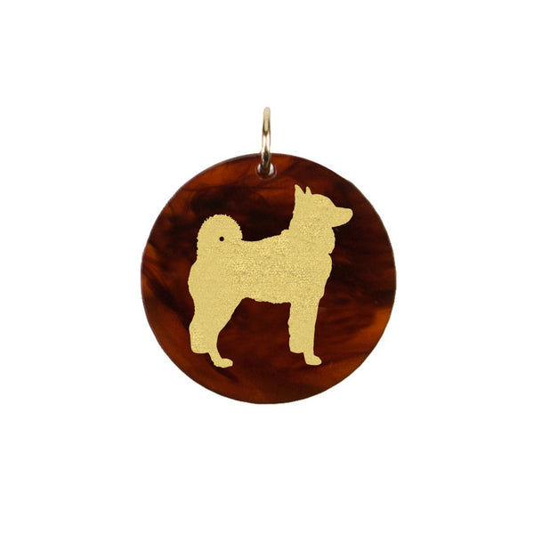 I found this at #moonandlola! - Husky Charm