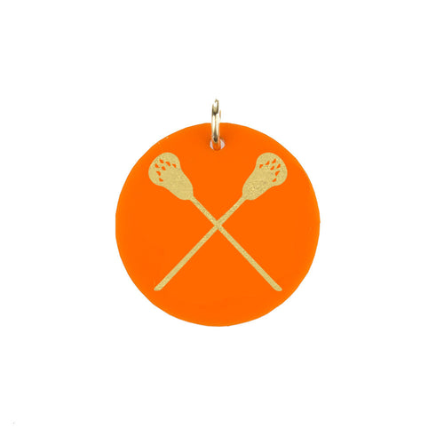 I found this at #moonandlola! - Eden Lacrosse Charm