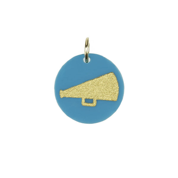 I found this at #moonandlola! - Eden Megaphone Charm