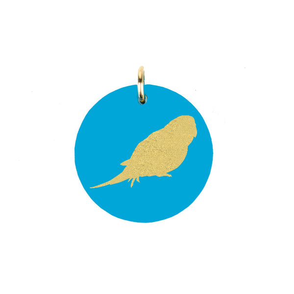 I found this at #moonandlola! - Parakeet Charm