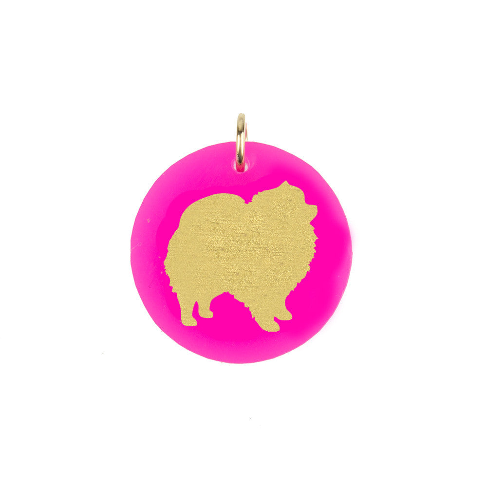 I found this at #moonandlola! - Pomeranian Charm
