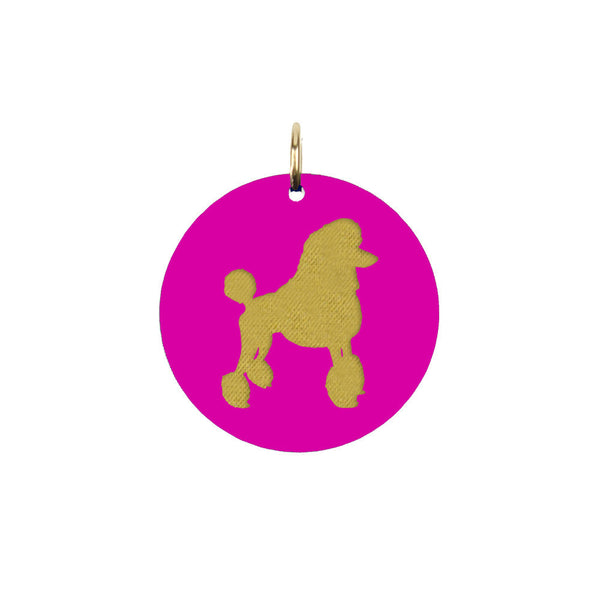 Moon and Lola - Eden Poodle Charm